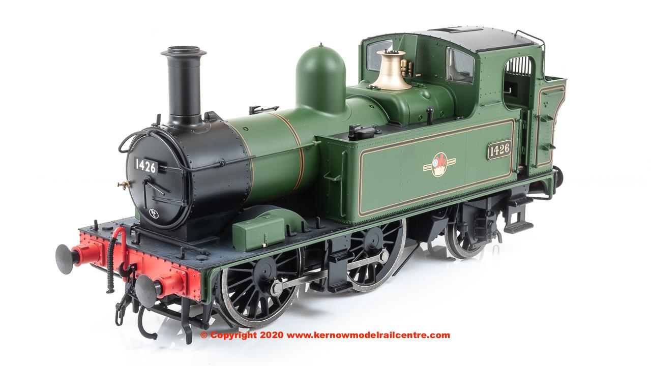 7S-006-023 Dapol 14xx Steam Loco GWR Image