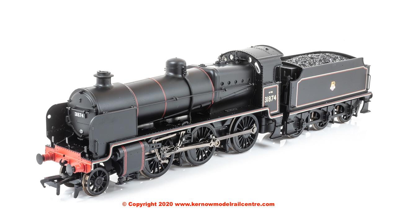 32-165 Bachmann N Class Steam Loco image