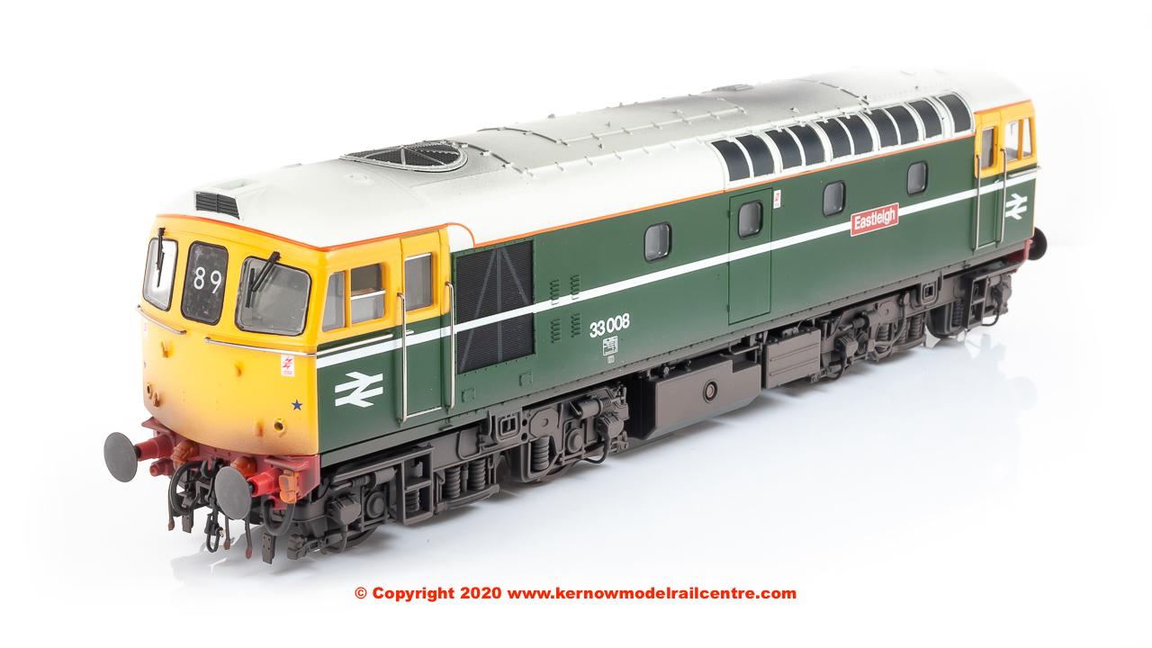 GM4240101 Heljan Class 33 Eastleigh Image