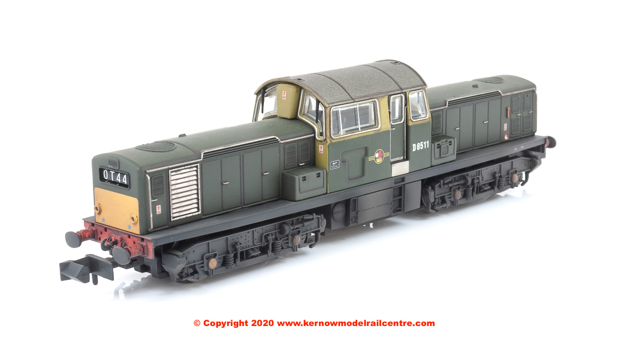 EFE Rail Class 17 N Gauge