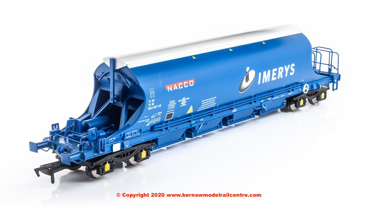 E87000 EFE Rail JIA NACCO Wagon Image
