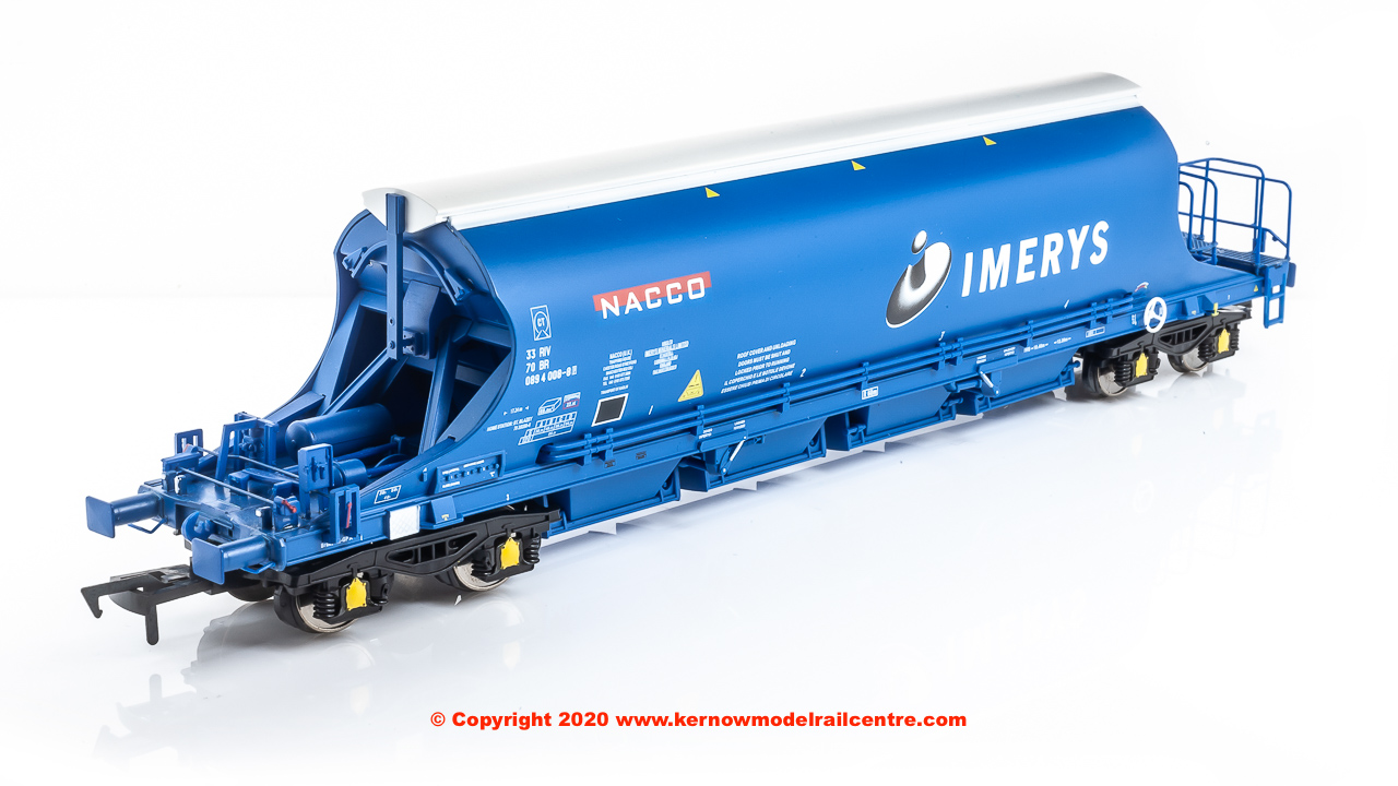 E87001 EFE Rail JIA NACCO Wagon Image