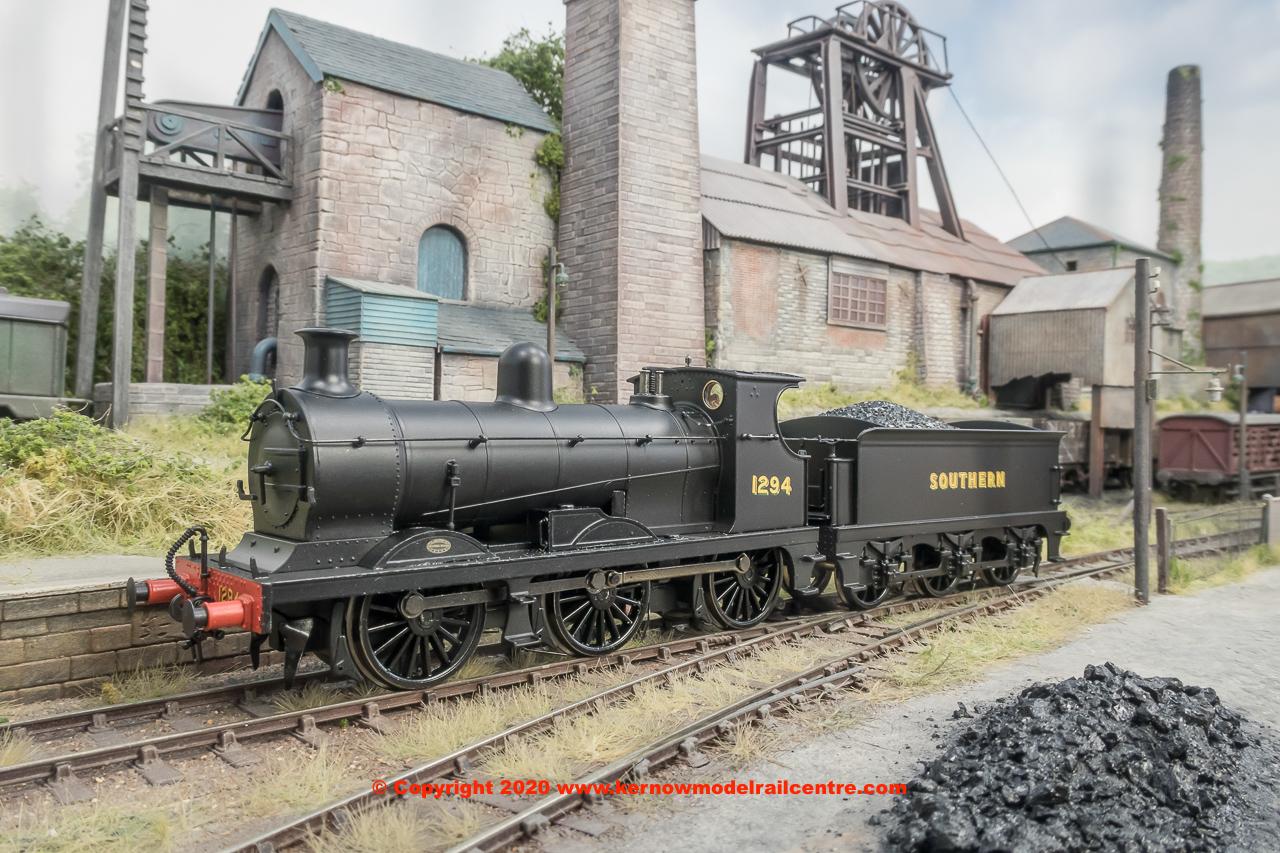 31-461A WSL Bachmann C Class 0-6-0 Steam Locomotive number 1294