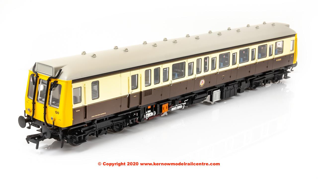 35-525Z Bachmann Class 121 Bubble Car Image