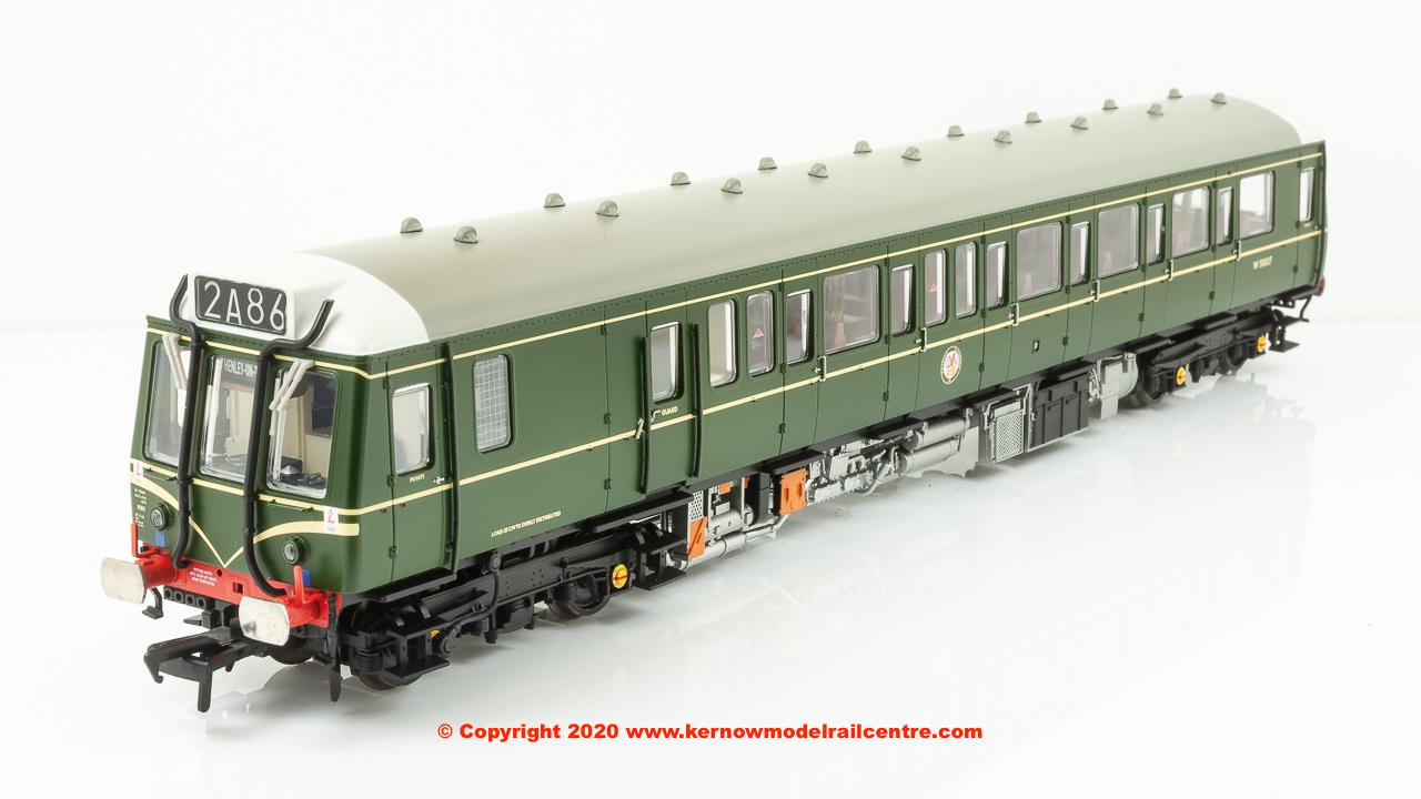 35-525 Bachmann Class 121 DMU Image