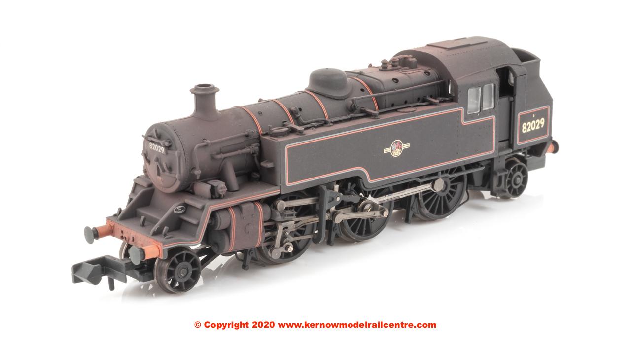 372-330 Graham Farish Std 3MT Steam Loco Image