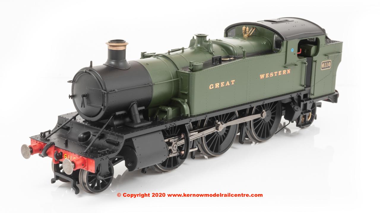R3721 Hornby GWR Class 61xx Steam Loco Image