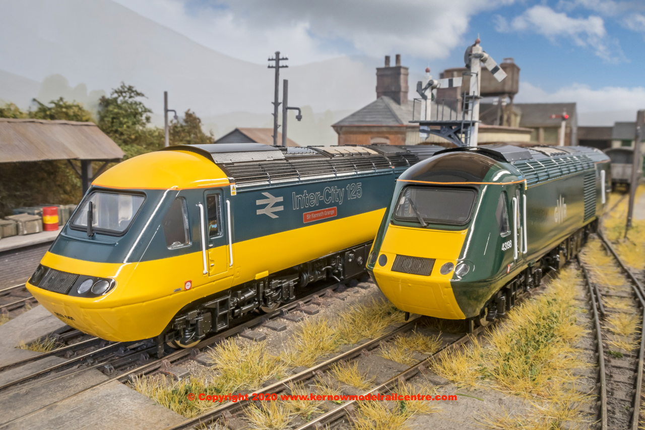 R3770 Hornby GWR HST Train Pack Image