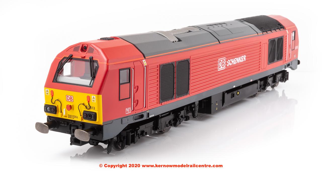 R3574 Hornby Class 67 Diesel Image