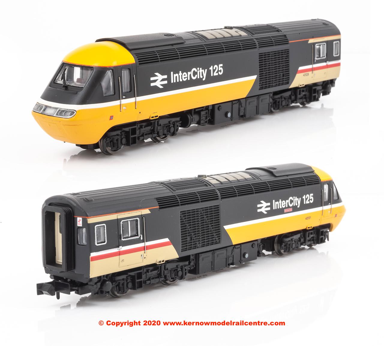 2D-019-201 Dapol HST Train Pack Image