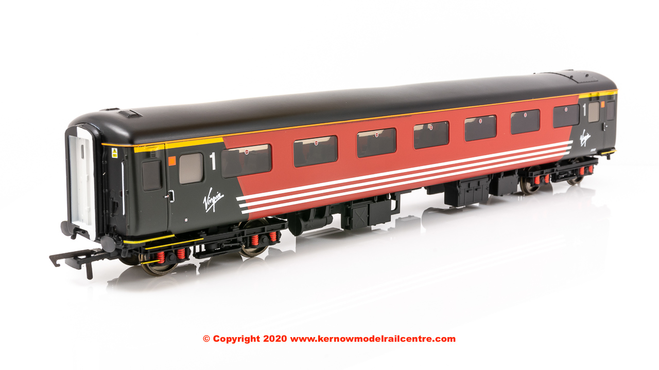 R4944 Hornby Mk2F First Open Coach number 3340 in Virgin Trains livery - Era 9