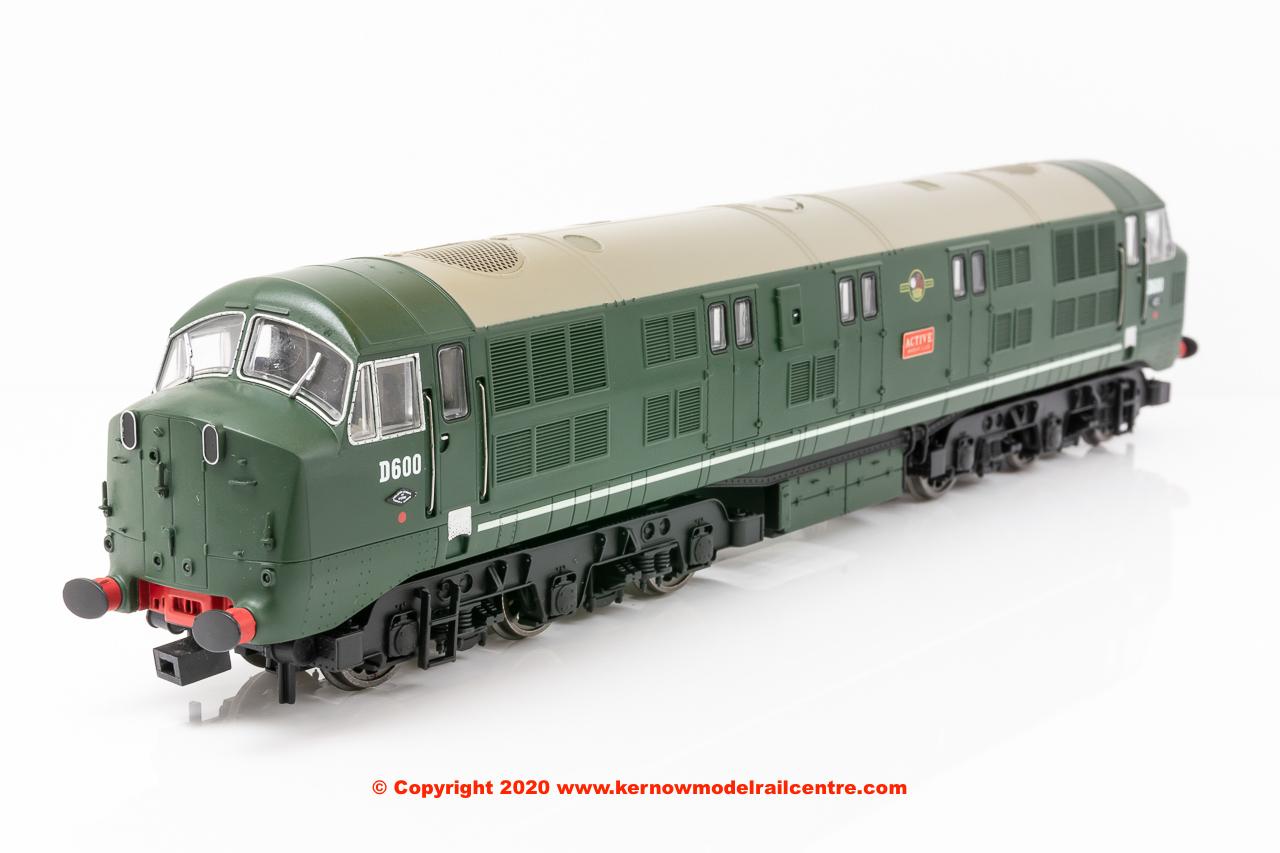 K2606 Class 41 Warship Diesel D600 Image