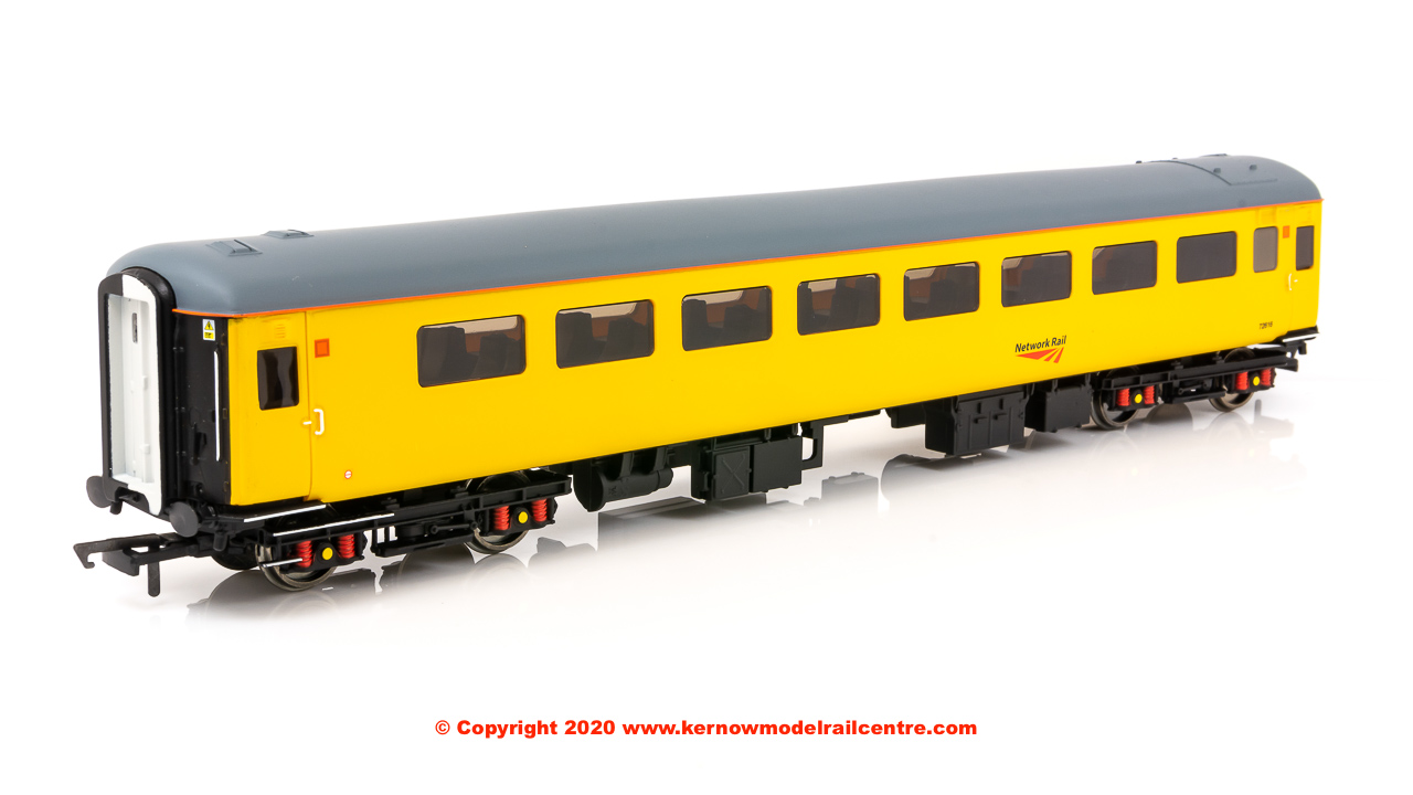 R4946 Hornby Mk2f Brake Force Runner Network Rail Image