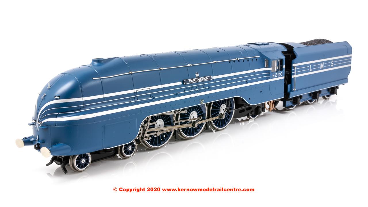 R3854 Hornby Princess Coromnation Steam Loco Image