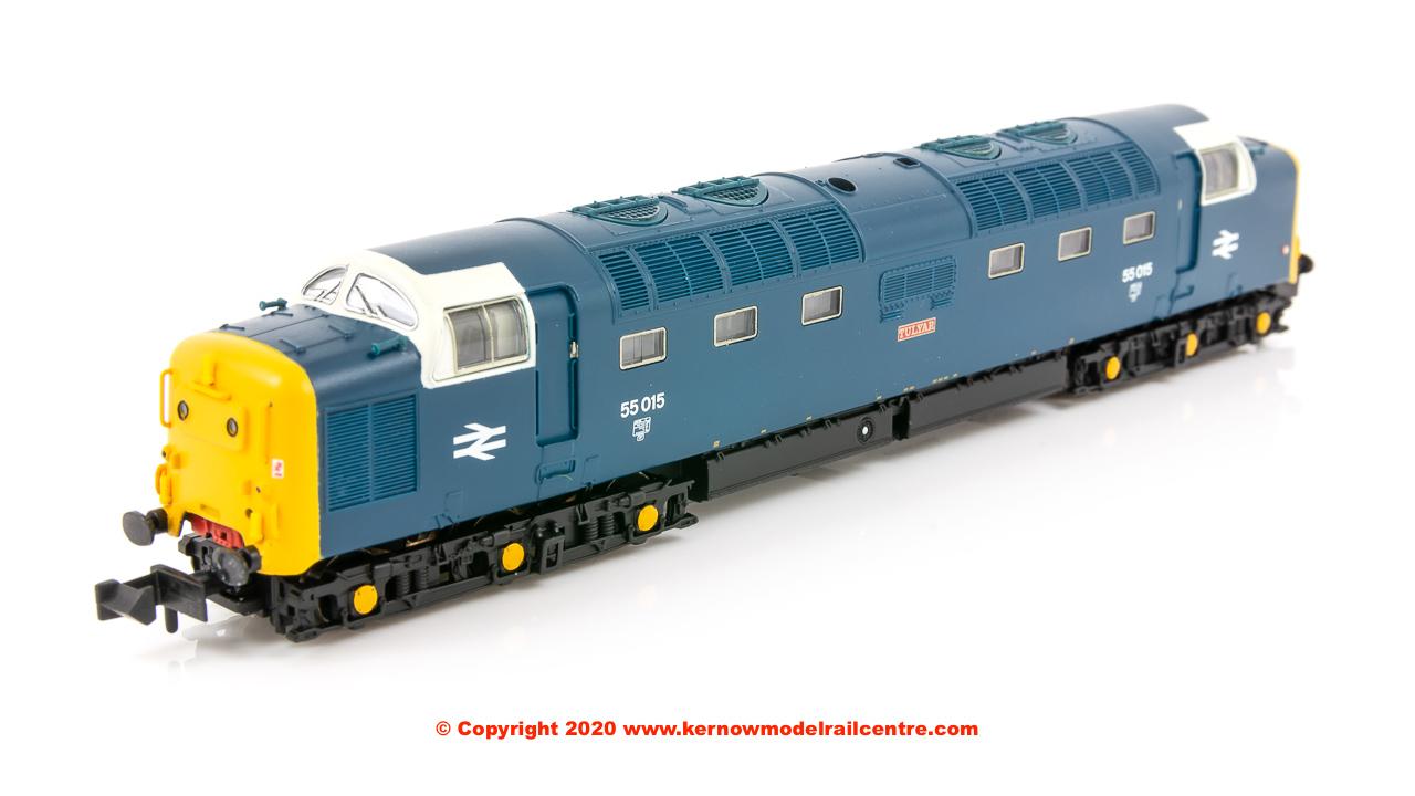 372-250 Graham Farish Class 55 Image