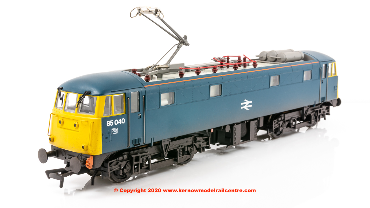 31-678A Bachmann Class 85 Electric Locomotive number 85 040 Image