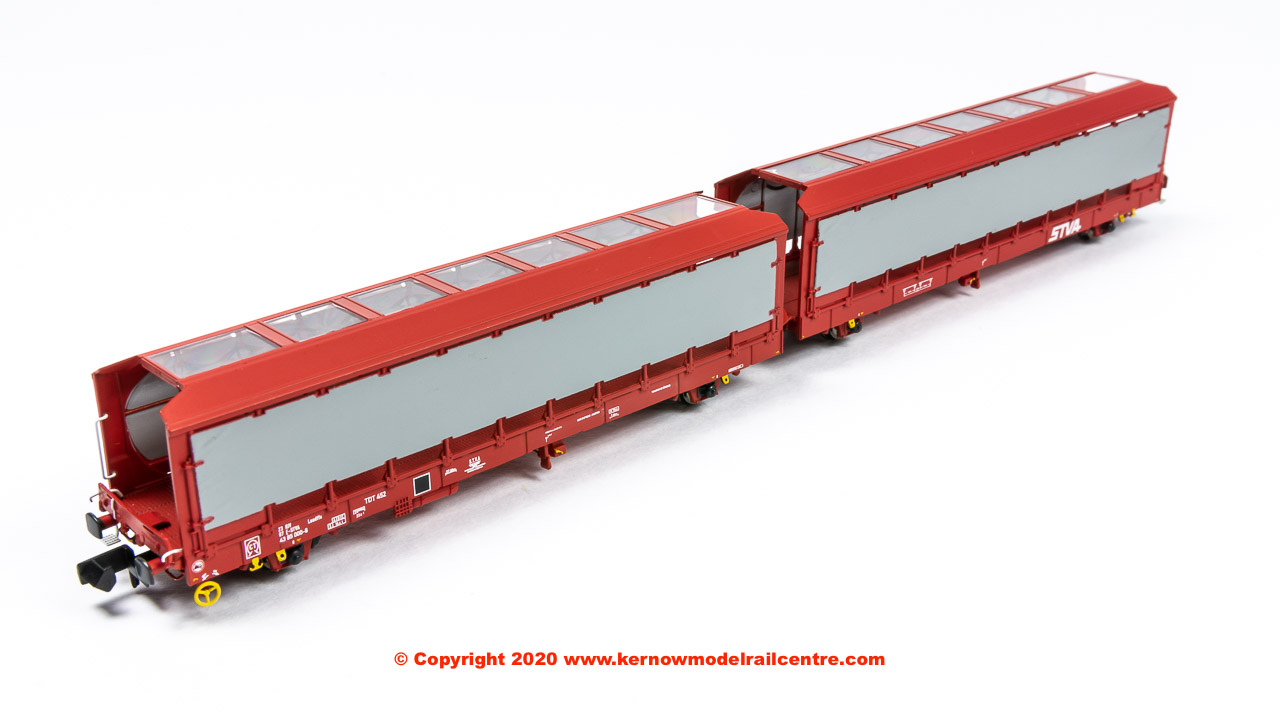 N-IPA-141A Revolution Trains IPA Single-deck Car Carrier Twin