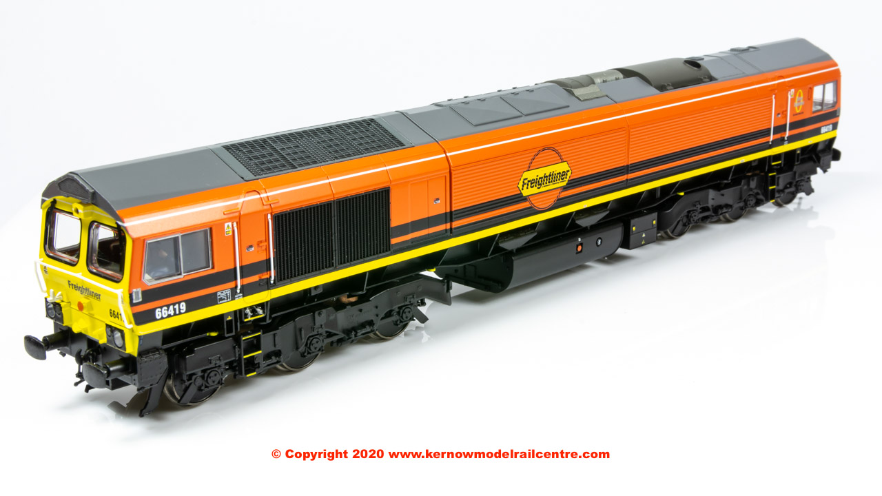 32-739SF Bachmann Class 66 Freightliner Image
