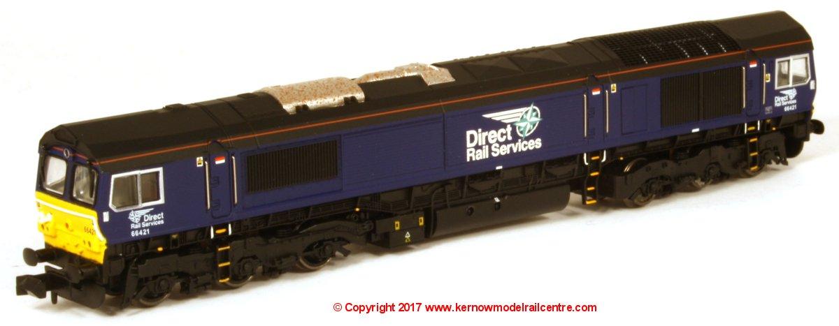 2D-007-007 Dapol Class 66 DRS Image