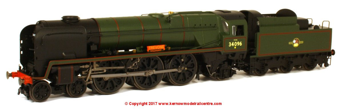 R3524 Hornby West Country Trevone Image