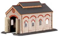 203 Ratio Engine Shed Single, Stone