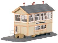 223 Ratio GWR Wooden Signal Box