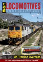 Magazine - Modern Locomotives Illustrated 235 - UK Traction Overseas