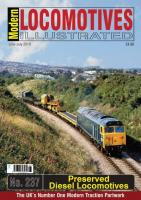 Magazine - Modern Locomotives Illustrated 237 - Preserved Diesel Locomotives