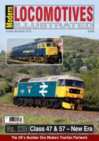 Magazine - Modern Locomotives Illustrated 239 - Class 47 and Class 57 - The New Era