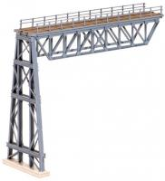 241 Ratio Steel Truss Span and Steel Trestle
