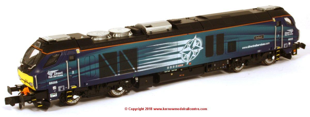 2D-022-006 Dapol Class 68 DRS Image