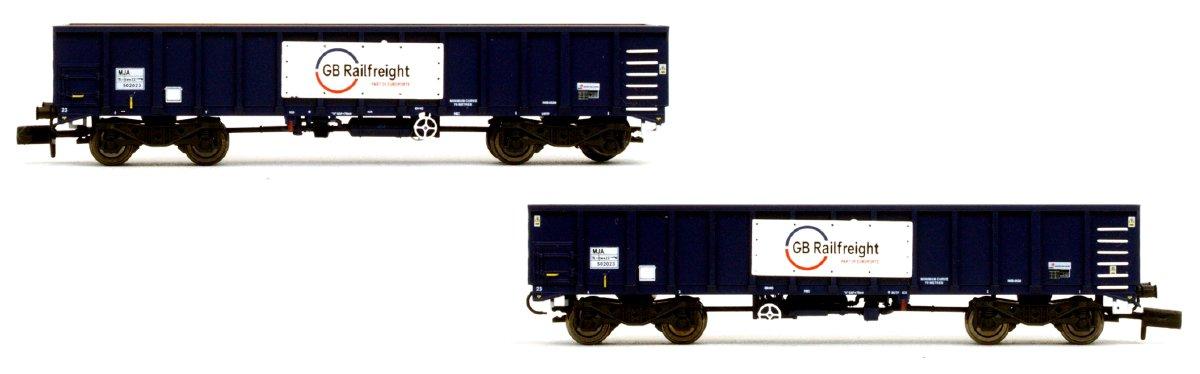 2F-025-005 Dapol MJA Wagon Image