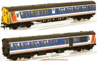 31-239Z Bachmann Class 205 2-H Thumper Unit number 205 001 in de-branded Network SouthEast livery