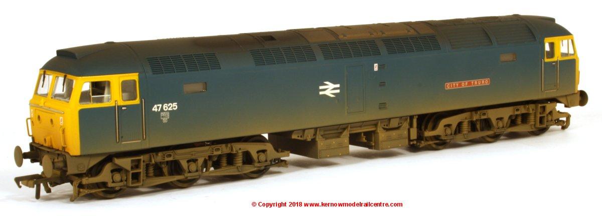 31-655TL Bachmann Class 47 Diesel City of Truro Image