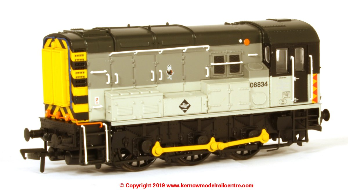 32-122 Bachmann Class 08 Diesel Image