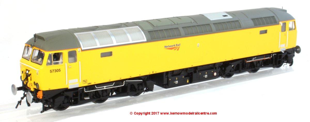 32-762Z Bachmann Class 57 Network Rail Image