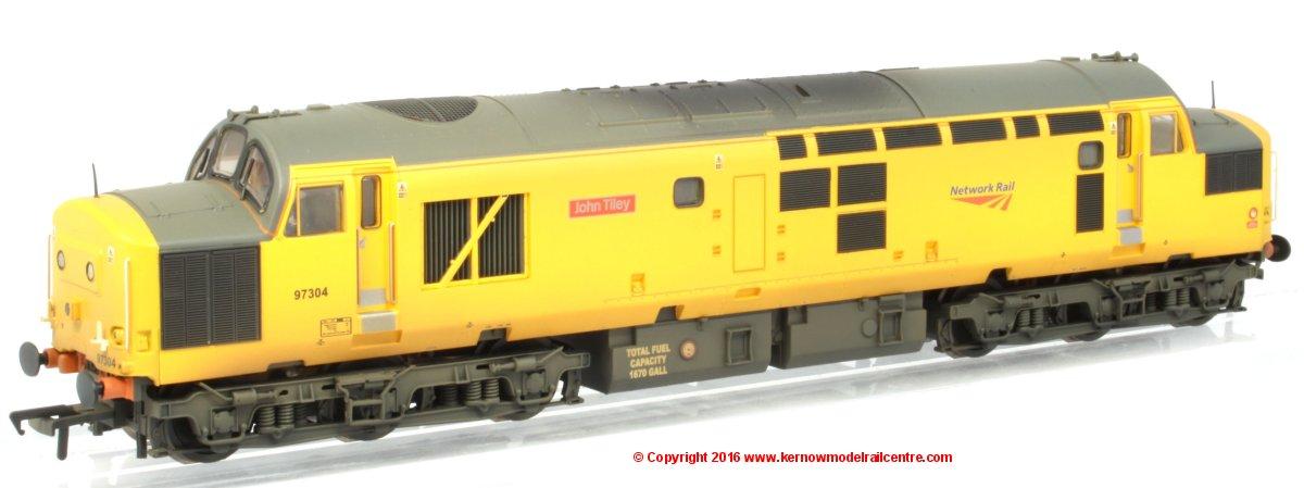 Class 37 Bachmann Network Rail John Tiley Image