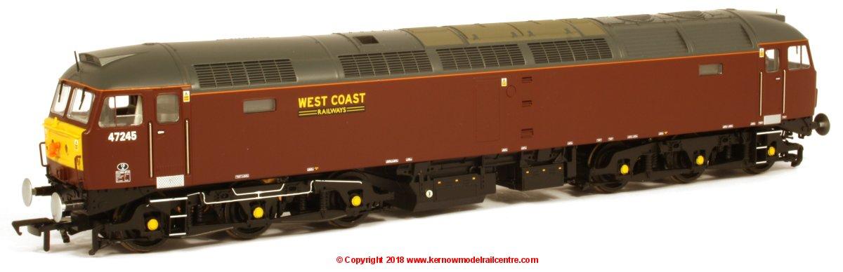 32-818 Bachmann Class 47 West Coast Image
