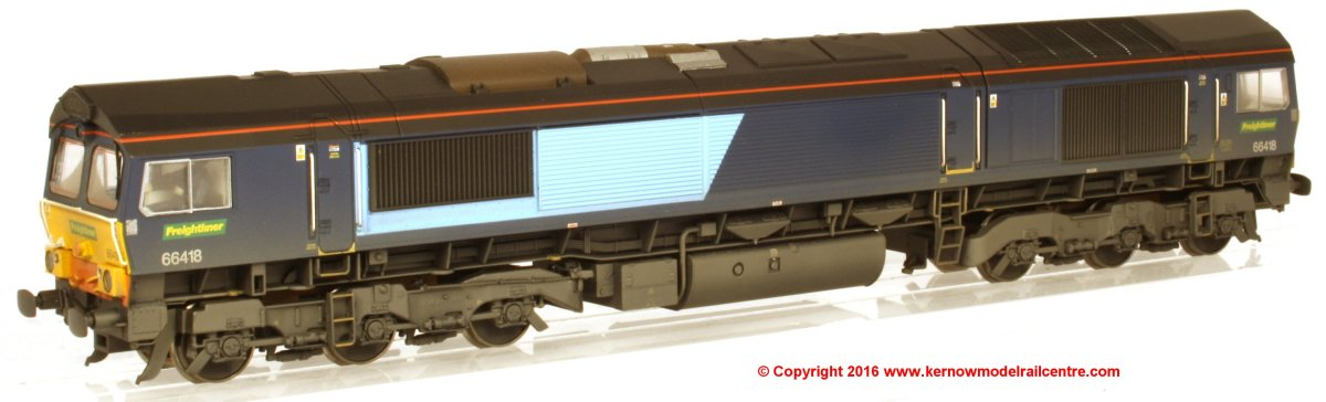 32-979Z Bachmann Class 66 DRS Freightliner Image