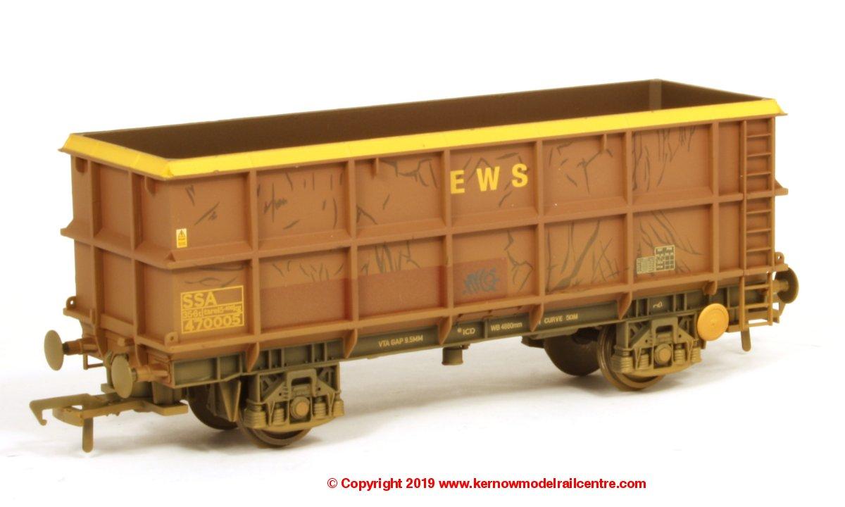 33-438 Bachmann SSA Scrap Wagon Image