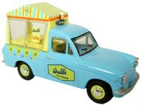 76ANG018 Oxford Diecast Anglia Walls Ice Cream Van Little Man.