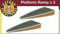 OS76R007 Oxford Structures Platform Ramps x 2