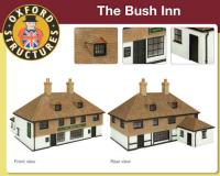 OS76T002 Oxford Structures The Bush Inn