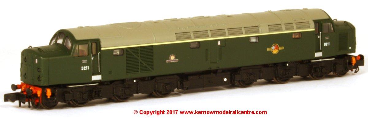 371-180 Graham Farish Class 40 D211 Image