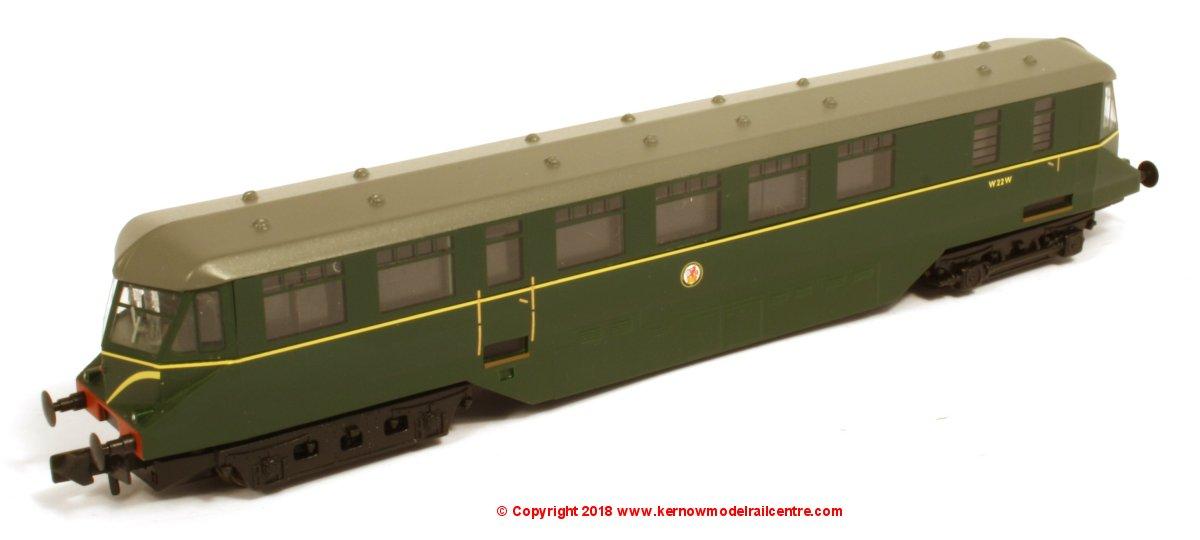 371-628 Graham Farish GWR Railcar Image
