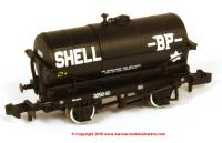 373-656 Graham Farish 14 Ton Tank Wagon number 3950 - 'Shell BP'