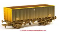 38-063B Bachmann 45 Tonne glw MEA Open Box Wagon number 391032 in Railfreight Coal Sector livery with weathered finish