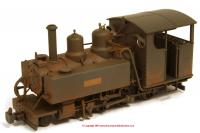 391-028 Bachmann Baldwin Class 10-12-D 'Hummy' Ashover Black Weathered