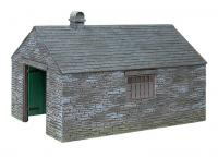 44-0101 Bachmann Scenecraft Narrow Gauge Slate built engine shed