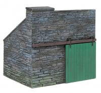 44-0103 Bachmann Scenecraft Narrow Gauge Slate Built Coal Store